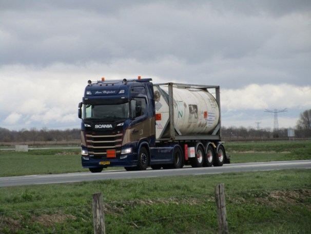 2020 Scania 450 S 4x2 tractor