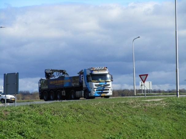 2012 Volvo FM 410 tractor