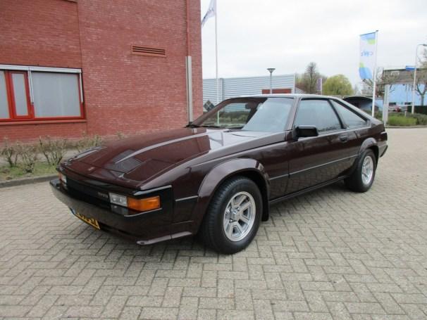 1984 Celica Supra - 2
