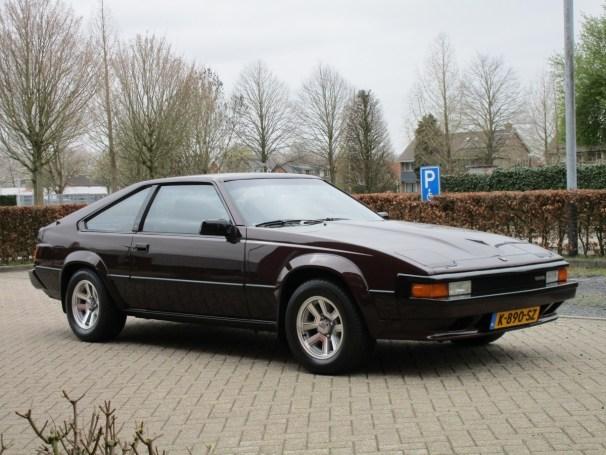 1984 Celica Supra - 3