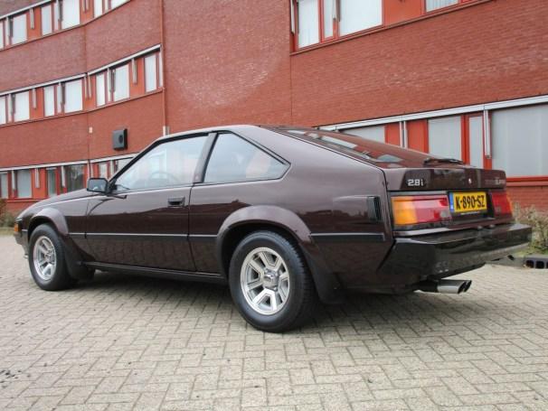 1984 Celica Supra - 6