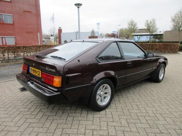 1984 Celica Supra - 7