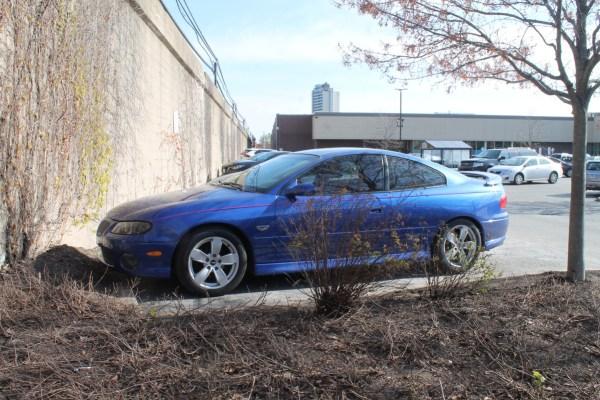 2004 Pontiac GTO. Edgewater, Chicago, Illinois. Saturday, April 17, 2021.