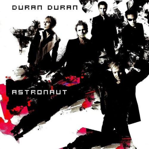 "Duran Duran ""Astronaut"" album cover from 2004."