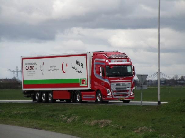 2018 Volvo FH 4x2 - temperature controlled semi-trailer