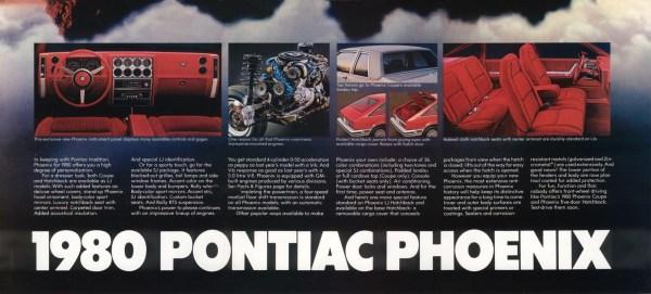 1980 Pontiac Phoenix SJ