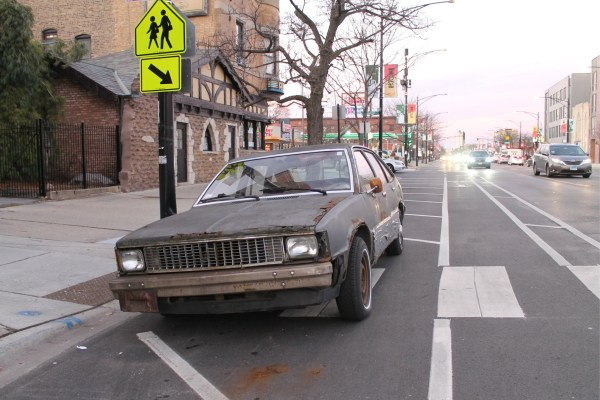 1980 Chevrolet Citation. South Edgewater, Chicago, Illinois. Tuesday, December 22, 2020.