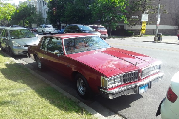 1981 Oldsmobile Delta 88 Royale coupe. Rogers Park, Chicago, Illinois. Saturday, May 22, 2021.