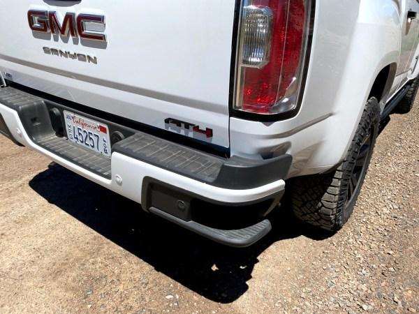 2021 GMC Canyon 4WD AT4 Crew Cab