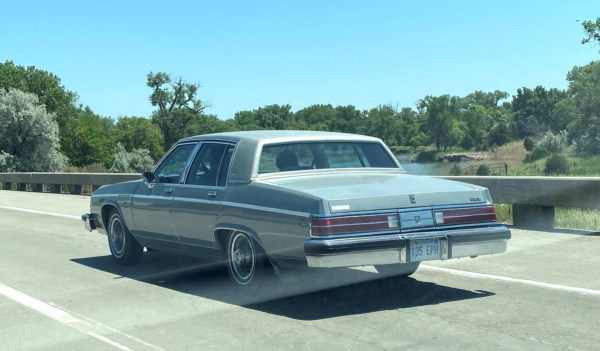 1983 Buick Electra Park Avenue