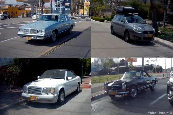 Oldsmobile Cutlass, Fiat Croma, Mercedes-Bentz W113 W124