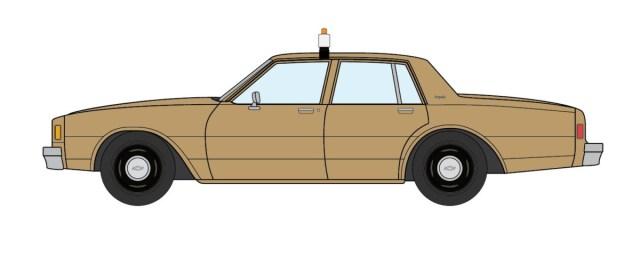 1985 Chevrolet Impala Montrea