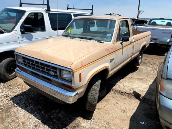 1983 Ford Ranger XL