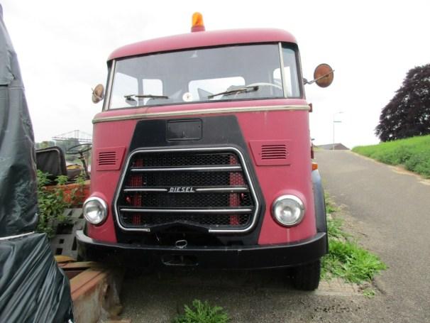 1970 DAF 4x2 truck - 5