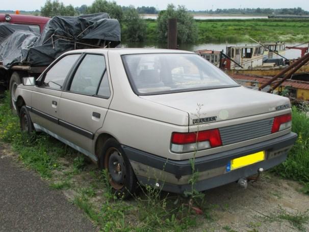1988 Peugeot 405 - 3