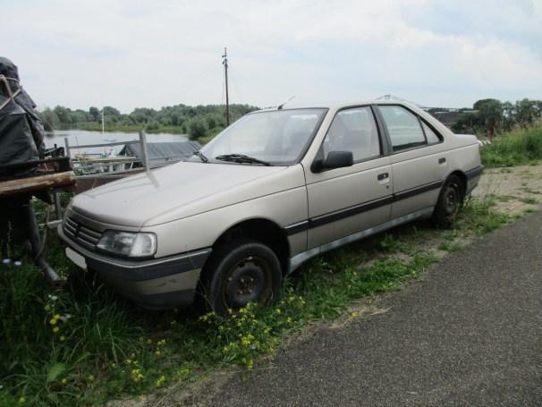 1988 Peugeot 405 - 2
