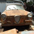 When I first saw this poor, weathered little thing for sale on eBay, it brought me back to a time long ago when I made a unique automotive discovery . […]