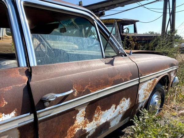 1963 Rambler Classic Six 770 Cross Country Wagon