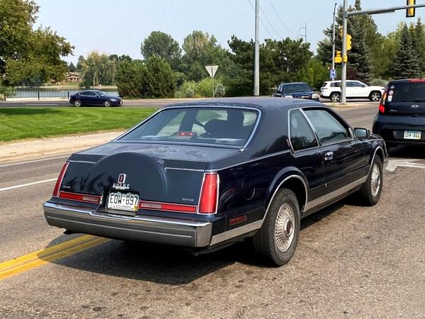 Lincoln Mark VII