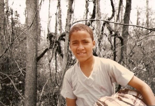 A sixth grade Joe Dennis.