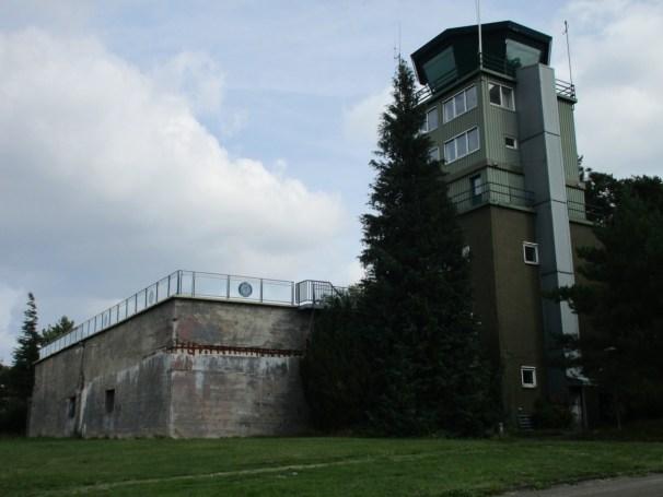 Air traffic control tower Twenthe
