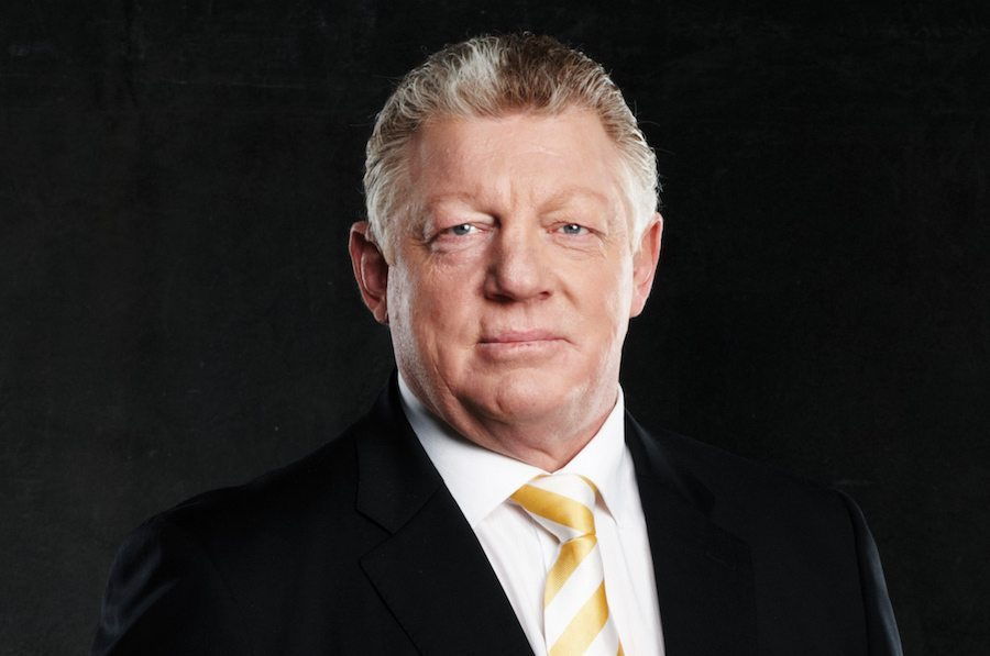 Phil Gould becomes CTF Ambassador