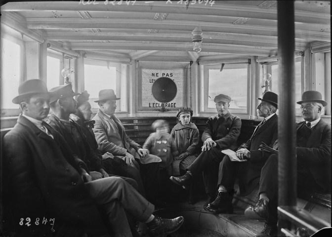 1923, Paris