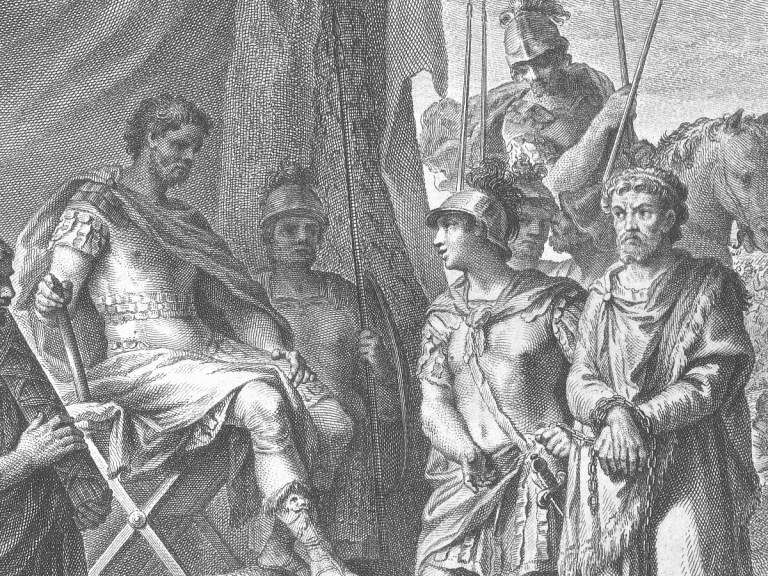 Jugurtha, un fameux os pour Rome !