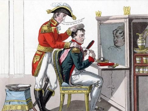 Napoléon, empereur des mauvaises manies