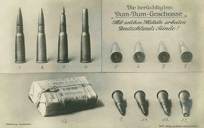 Les balles Dumdum
