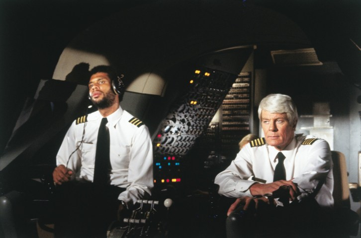 1980, dans Airplane