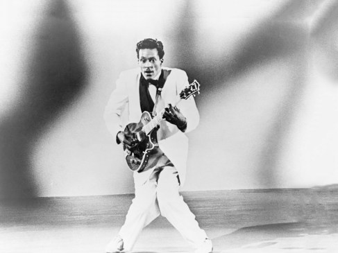 Chuck Berry : le Rock en cage