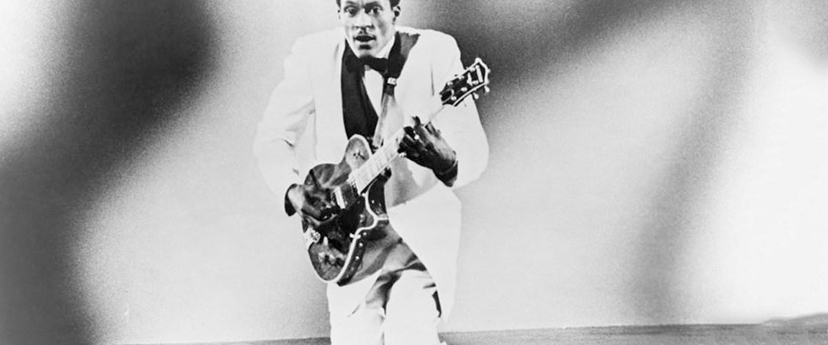 Chuck Berry : le Rock en cage