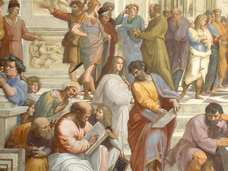 Il y a 2400 ans, Arété de Cyrène : la première femme philosophe connue