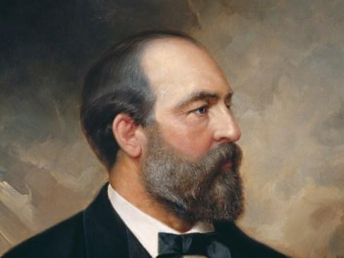 James Garfield : Président 199 jours et assassiné par un illuminé