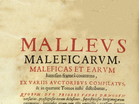 « Le marteau des sorcières » (1486) : histoire d'un best-seller « Maléfique »