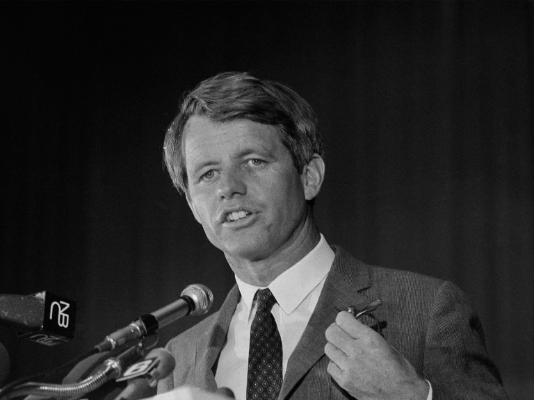 L'assassinat de Robert F. Kennedy