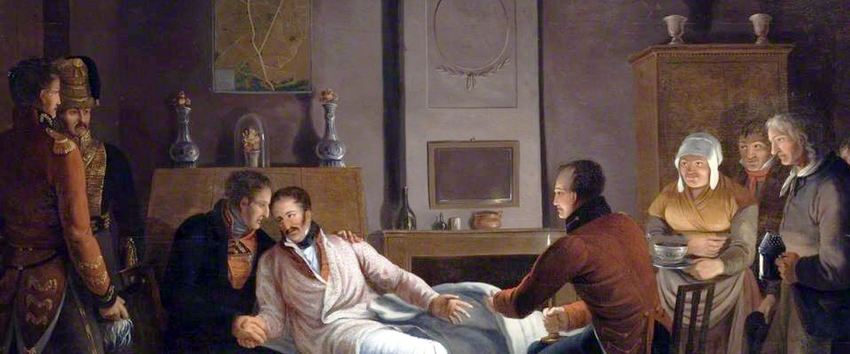 Waterloo - L'épopée rocambolesque de la jambe de Lord Uxbridge