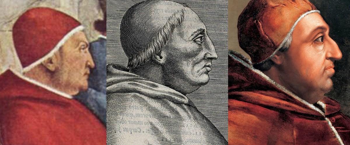 Dossier - Les Borgia : Le trio maléfique de la Renaissance