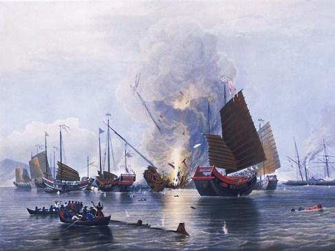 Drogues de guerre – 1. L'opium : le nerf de la guerre