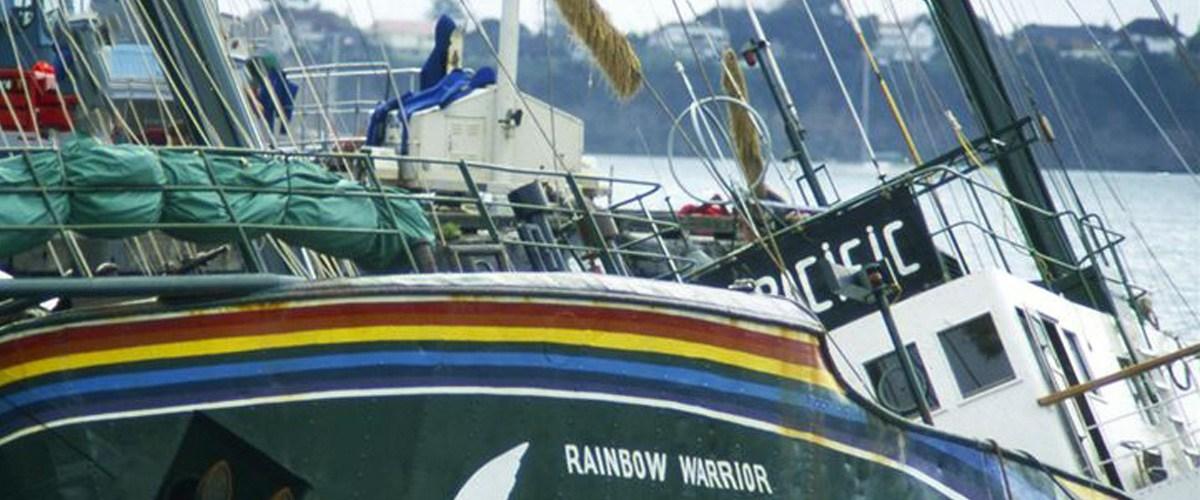 L'affaire du Rainbow Warrior : un naufrage d'État