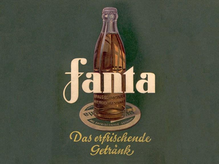 Fanta : la boisson née en eaux troubles