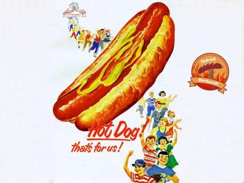 Le hot-dog : histoire d'un en-cas qui a du chien…