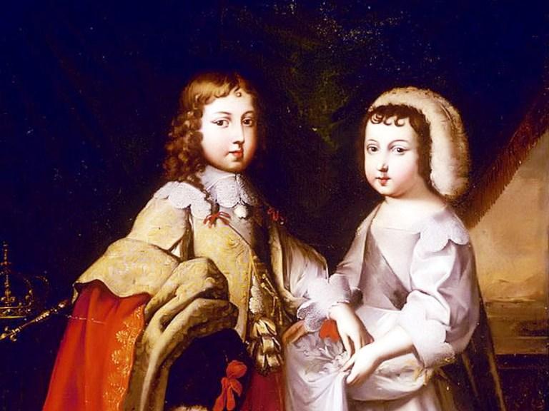 Louis XIV – Philippe d'Orléans : Querelles de frangins