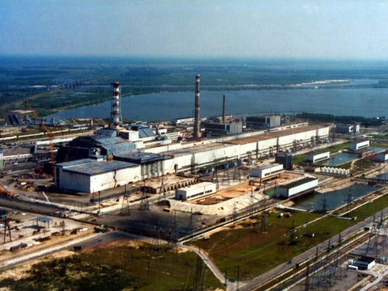 La centrale de Tchernobyl ne s'est pas arrêtée après la catastrophe de 1986