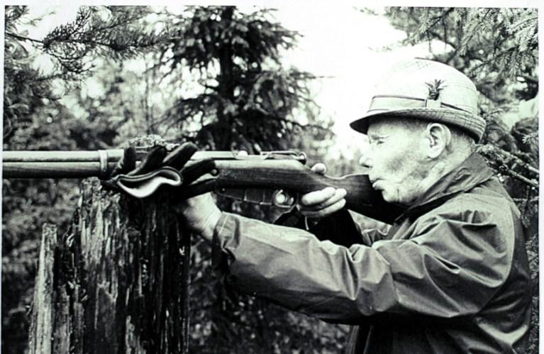 Simo Häyhä, l'homme qui en tua plus de 500 !