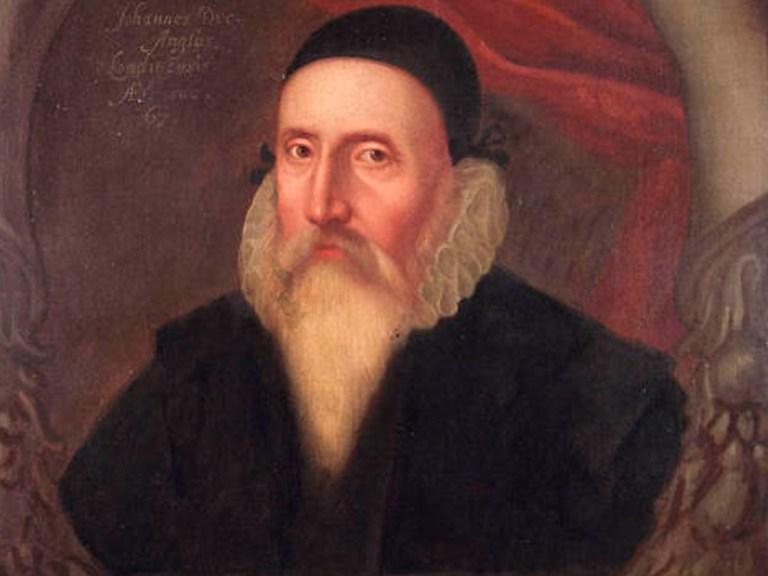 John Dee, au service secret de Sa Majesté