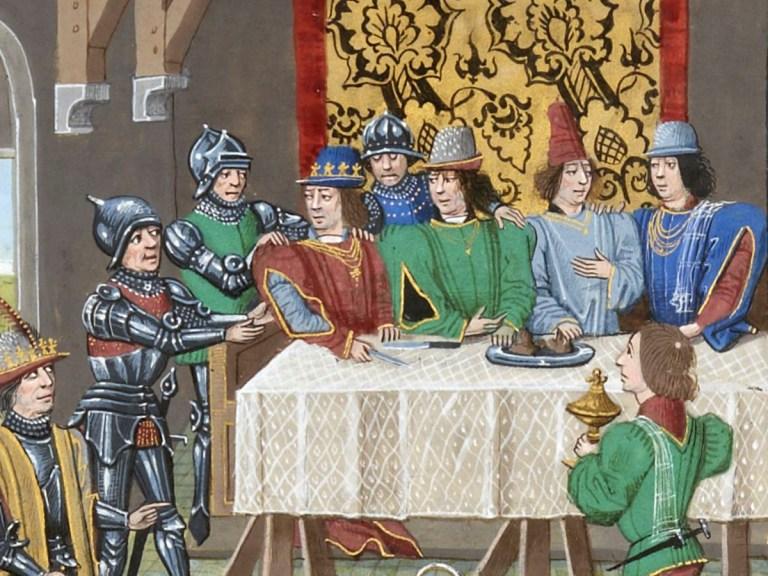 Banquet royal : arrestations et exécutions au menu