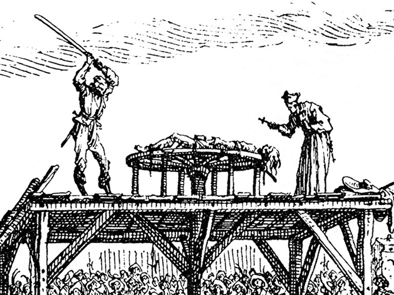 Le (très) cruel châtiment des amants des épouses des fils de Philippe le Bel