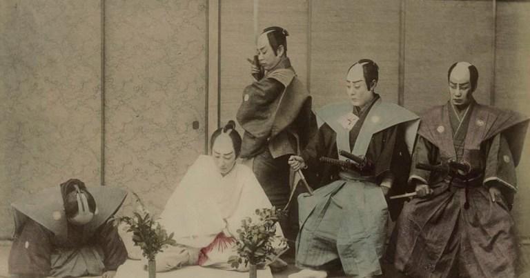 La mortuaire cérémonie du hara-kiri (ou seppuku) : quand l'honneur justifie la mort
